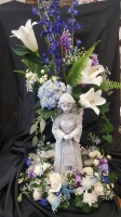 Angel Sympathy Arrangement